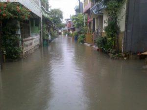 Banjir Perumahan Margahayu, Bekasi Timur