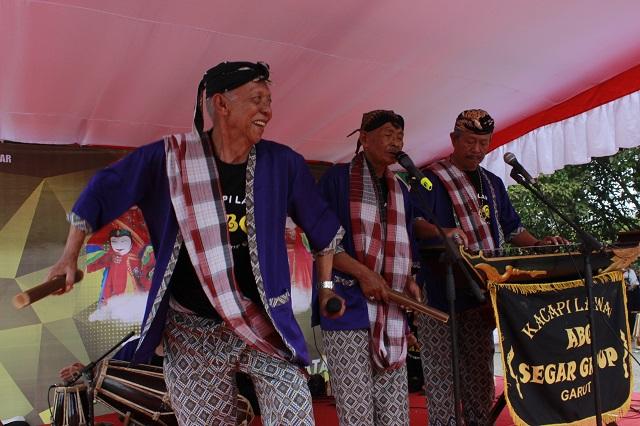 musik segar group dari Garut